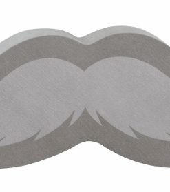 Chic Mercredi - Post IT moustache