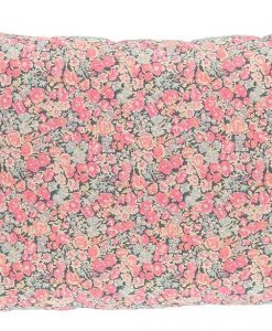 Chic Mercredi Coussin liberty rose