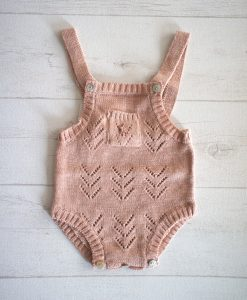 barboteuse-bloomer-tricot)rose-tocoto-vintage