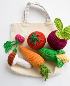 set-6-légumes-crochet