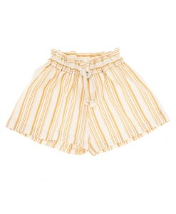 short-rayures-moutarde-tocoto-vintage